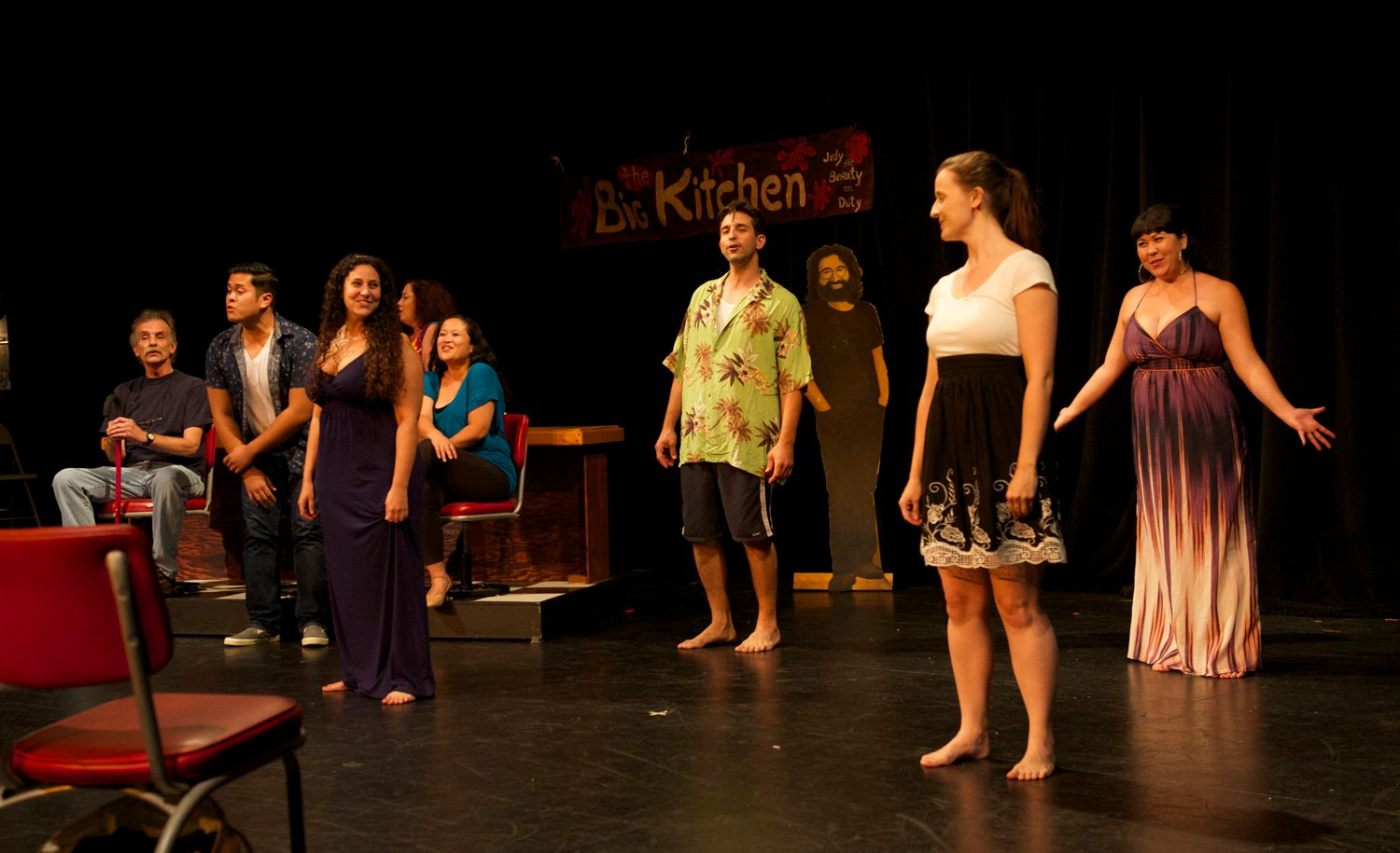 San Diego Fringe: Big Kitchen: A Counter Culture Musical ...