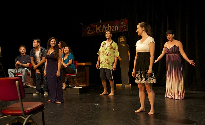 Big Kitchen: A Counter Culture Musical at San Diego Fringe Festival - Image by Sue Brenner