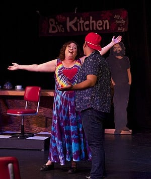 Big Kitchen: A Counter Culture Musical at San Diego Fringe Festival