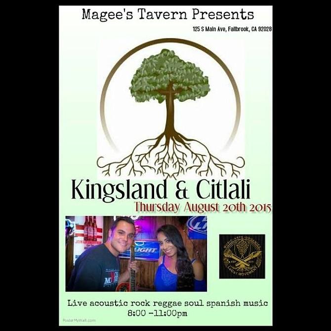Kingsland and Citlali