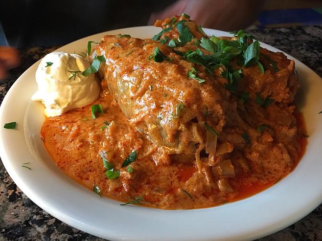 A Georgian Cuisine Gem Called Pomegranate San Diego Reader