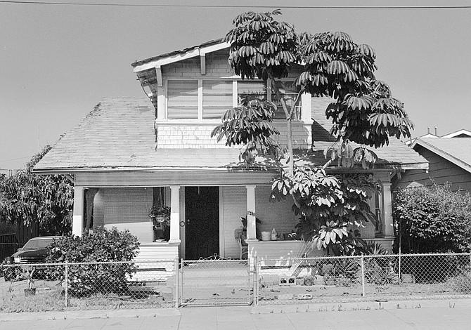 The Esmedina family home