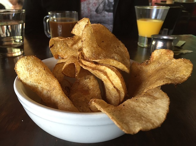 House chips, as good as they look