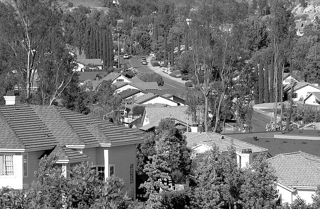 """""""Poway used to be known as just a nice middle-class area with good schools."""""""