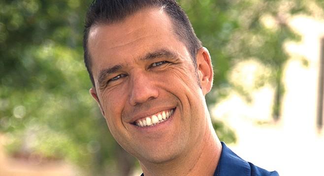La Jolla Christian Fellowship's Adam Stadtmiller
