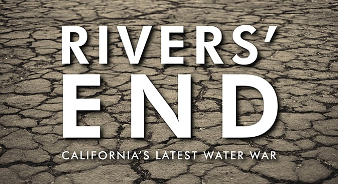 Documentary warns that California's rivers will eventually go dry.