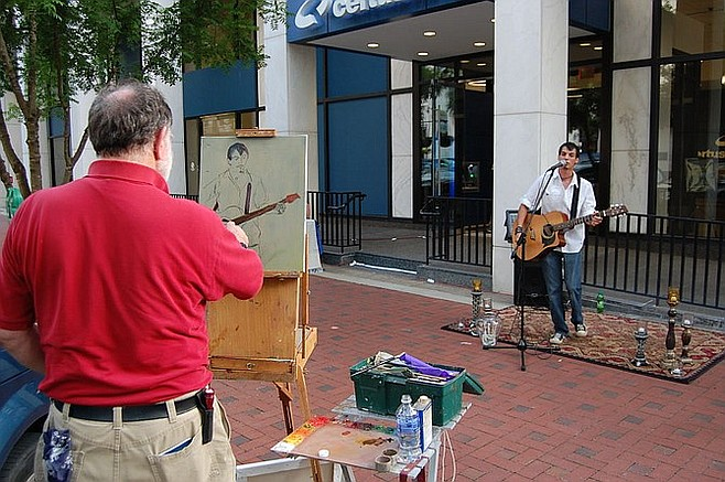 Creative and performance arts align in Columbia's First Thursdays on Main.