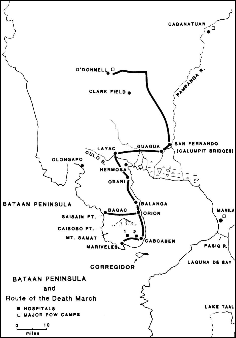 San Diego veterans of World War II's Bataan Death March sue
