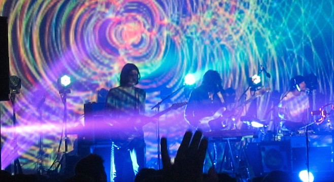 Tame Impala headlines another sold-out show at the Observatory.