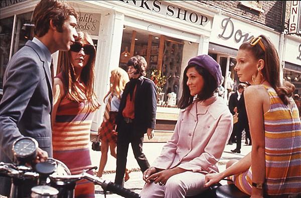 Carnaby Street, 1966