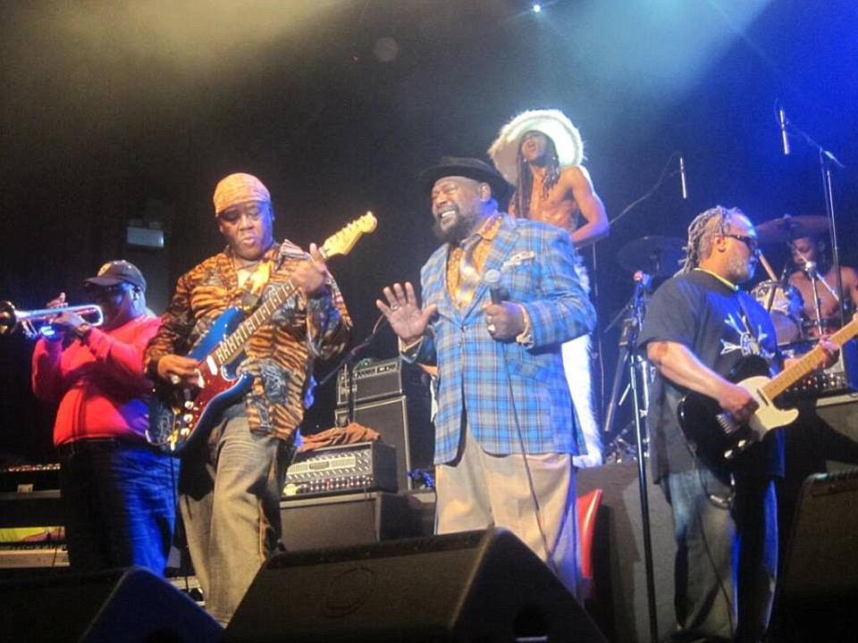 Always a rump bumper: George Clinton and Parliament Funkadelic funk up House of Blues on Humpnight!