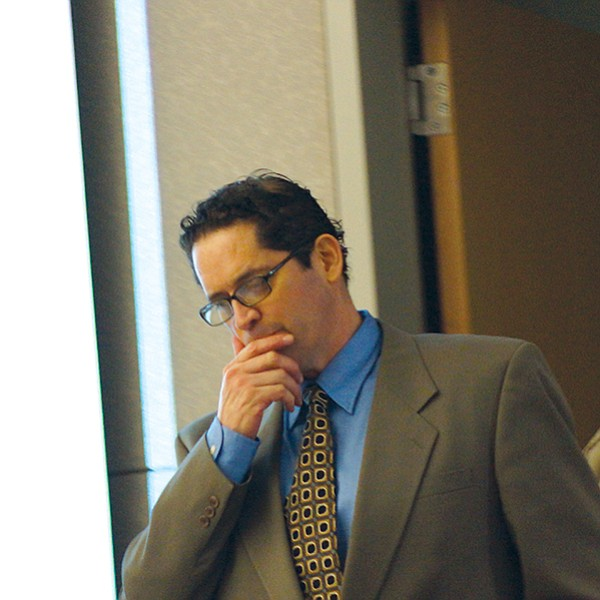 Pedro Luis Rodriguez during trial in a San Diego courtroom