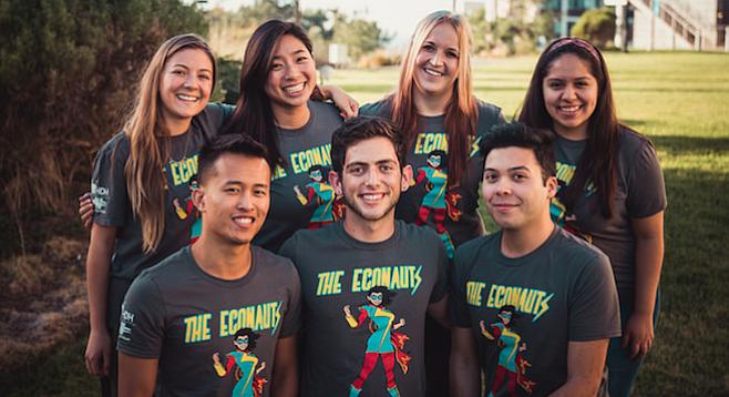 UCSD EcoNauts