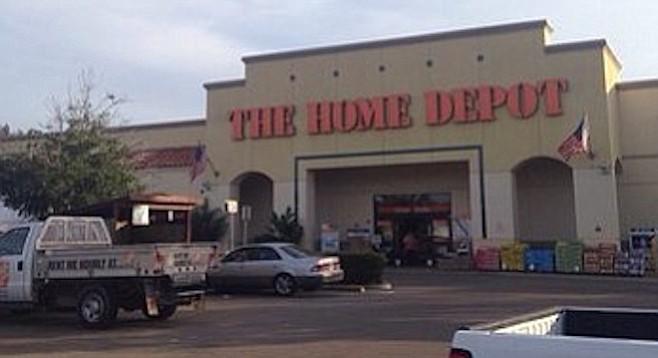Santee Home Depot