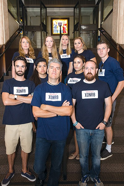 The California Innocence Project team