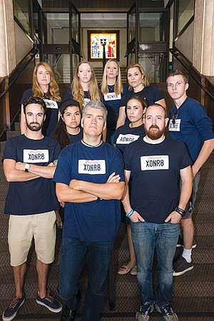 The California Innocence Project team
