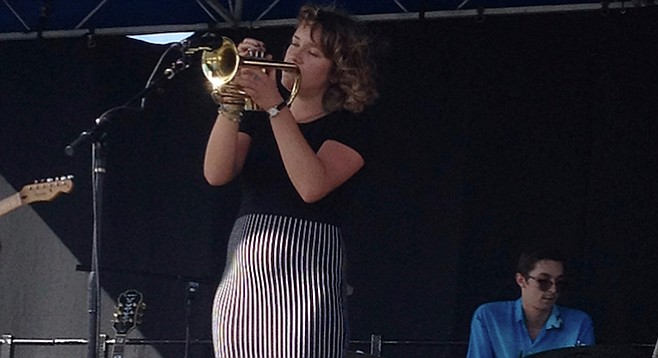Local up and comer Teagan Taylor channels Chet Baker through Norah Jones