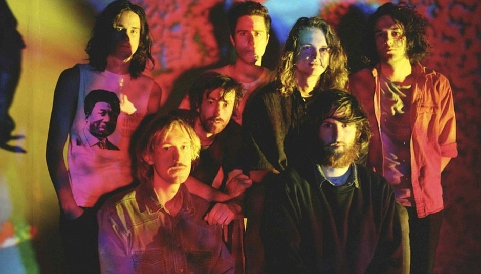 Aussie psych-rockers King Gizzard and the Glitter Wizard take the stage at Soda Bar on Tuesday.