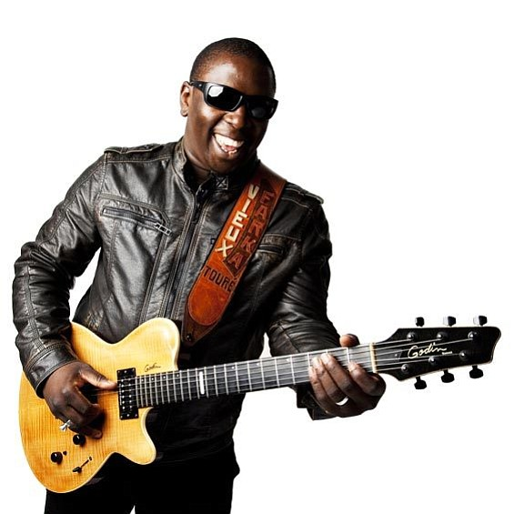 "The ""Hendrix of the Sahara,"" Vieux Farka Touré, will play Casbah Friday night."