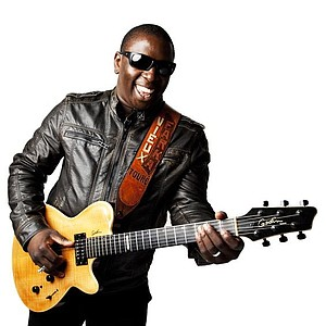 "The ""Hendrix of the Sahara,"" Vieux Farka Touré, will play Casbah Friday night."