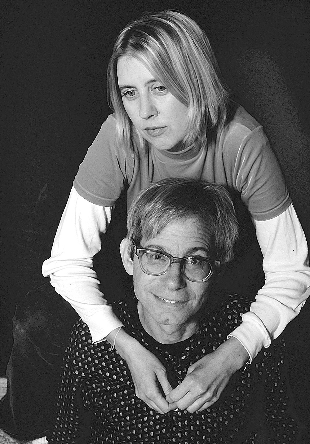 Paul Williams and Cindy Lee Berryhill