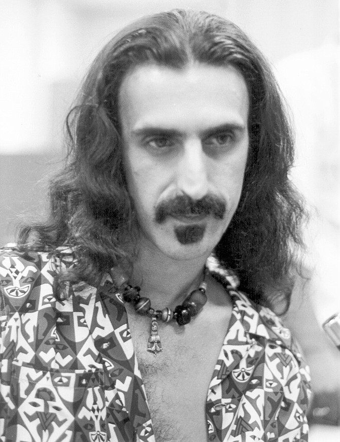 Frank Zappa. The Doors, the Jefferson Airplane, the Grateful Dead — unspeakable dreck. That's why Zappa was such a tonic.
