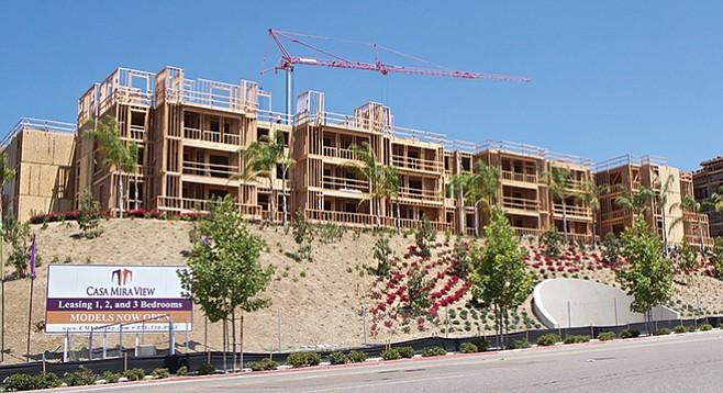 Casa Mira View Apartments San Diego