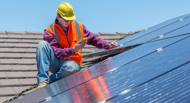 SDG&E has the highest, or among the highest, utility rates in the nation.