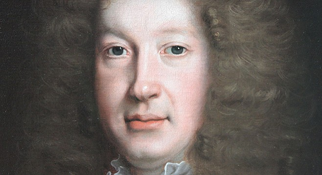 John Dryden — his name defined a literary period
