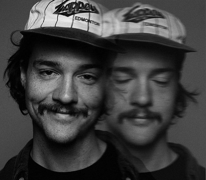 Indie-pop singer/player Homeshake takes the stage at the Hideout on Friday.