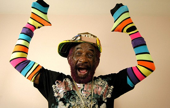 "Belly Up stages dub pioneer Lee ""Scratch"" Perry on Tuesday."