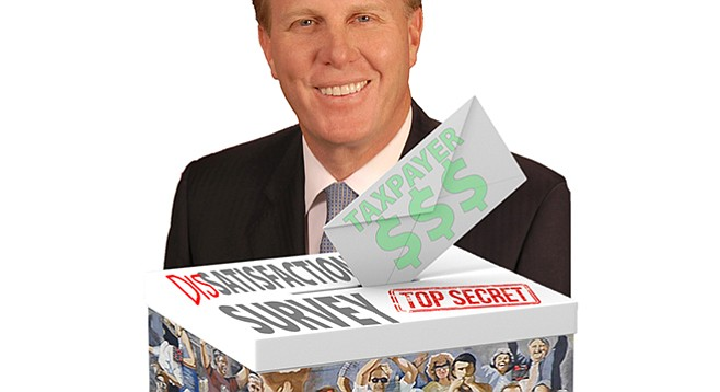Kevin Faulconer's survey