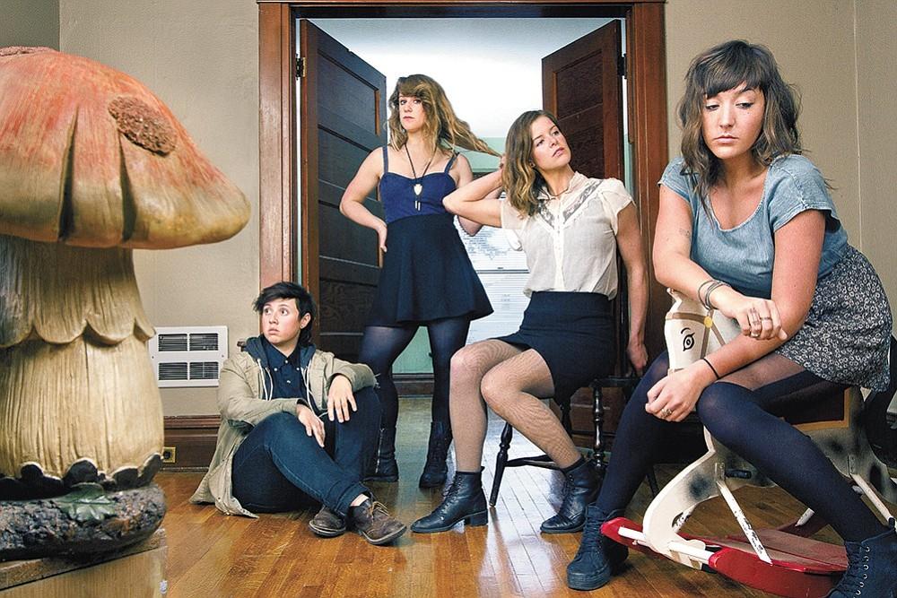 Spokane soul-funk band Mama Doll plays Soda Bar Monday night.