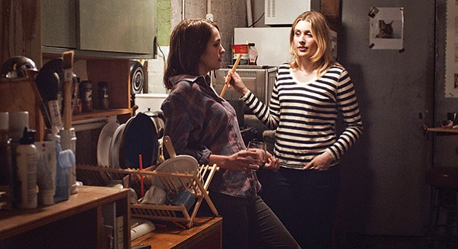 Mistress America: Remember when you were young and living in the city and life was full of possibilities?