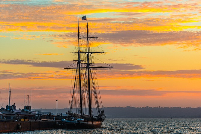 San Diego Waterfront and Maritime Museum I  August 25, 2015