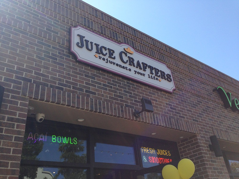 Juice Crafters in Little Italy
