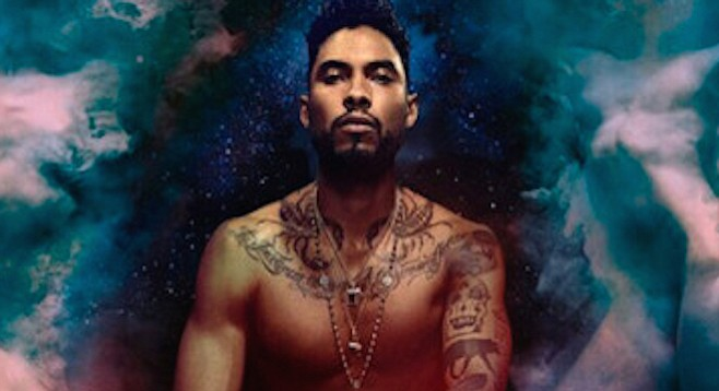 From the album cover to the deep cuts, Miguel's taking artistic risks