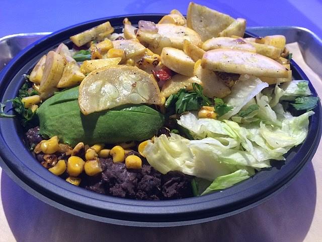 Vegetable medley bowl