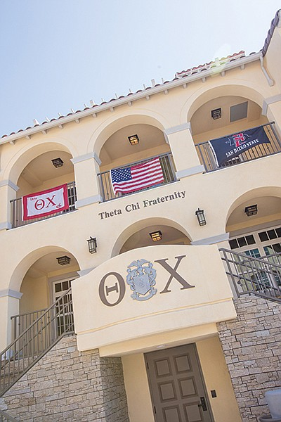 Current Theta Chi frat house