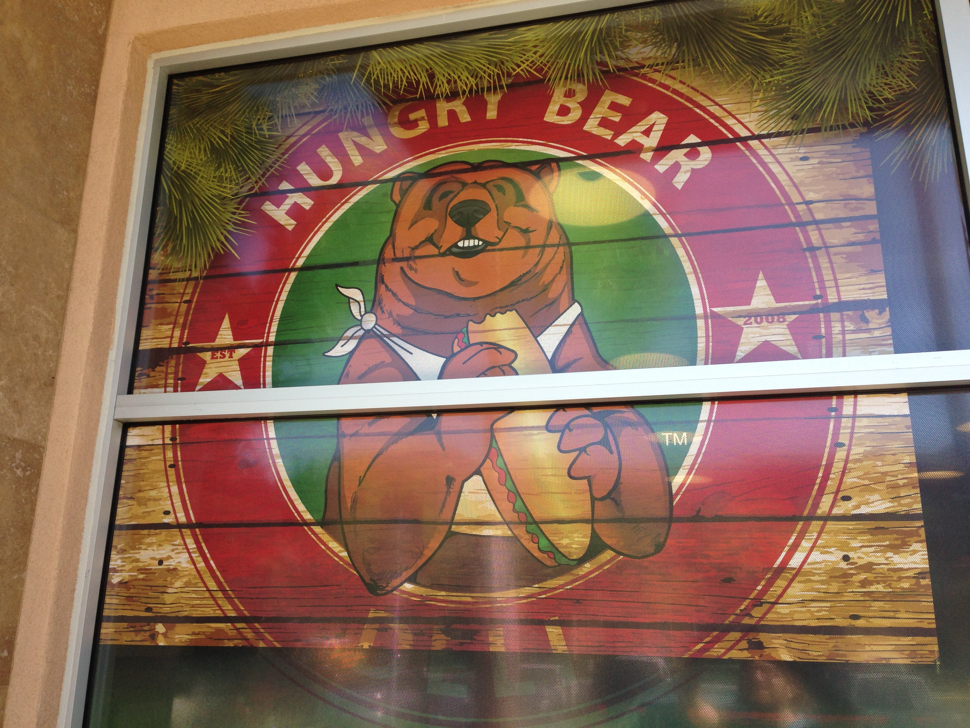 Hungry Bear Deli presents itself well.