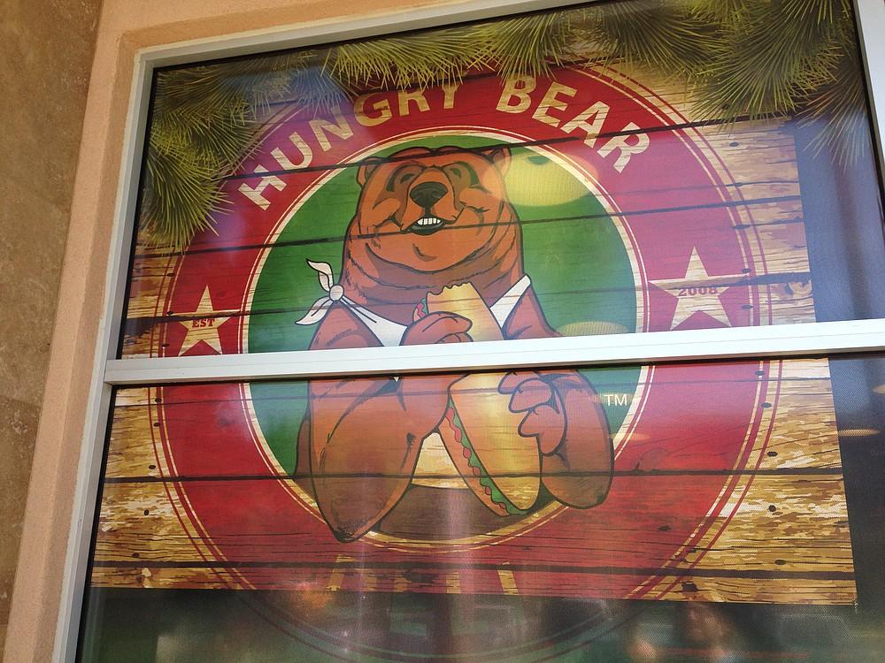 Hungry Bear Deli presents itself well.