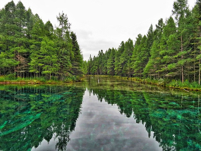 2015 Travel Photo Winners Kitch Iti Kipi Is Michigan 39 S Largest Natural Freshwater Spring Its