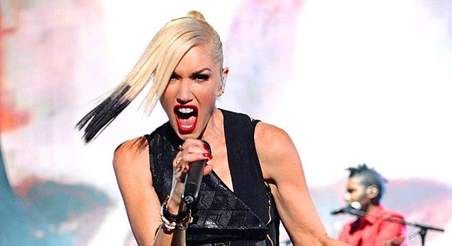 Gwen Stefani and No Doubt will headline the inaugural Kaaboo fest.