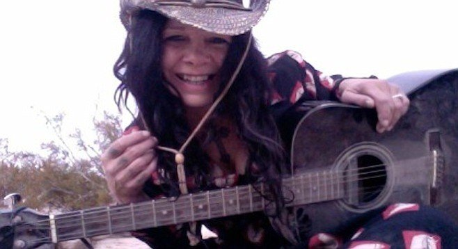 Former Concrete Blonde bassist/singer Johnette Napolitano takes the stage at Casbah Thursday night!