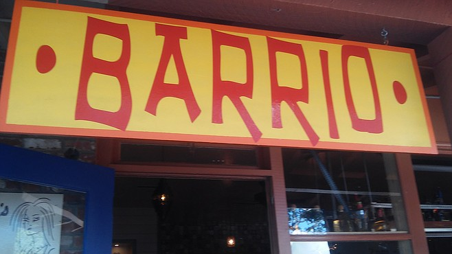 Barrio Eat Mexican serves up the flavors of the real barrio.