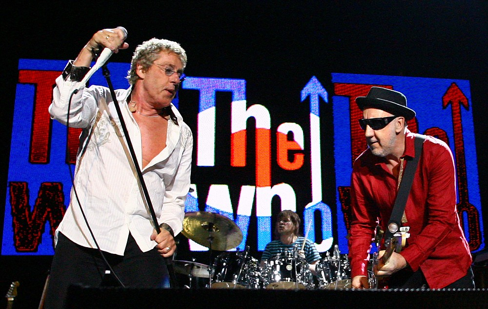 The Who's 50th anniversary tour hits Valley View Casinorena on Monday night!