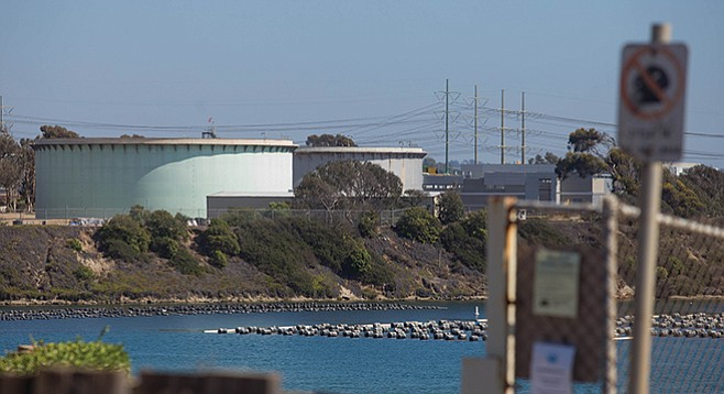 Carlsbad desalination plant, scheduled to begin operating this year