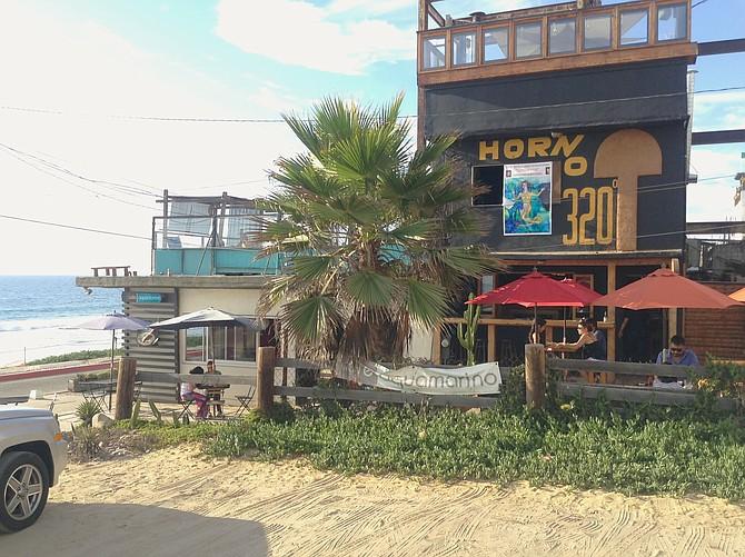 Ocean views and Horno 320°