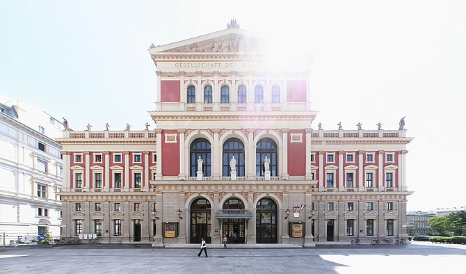 The Musikverein