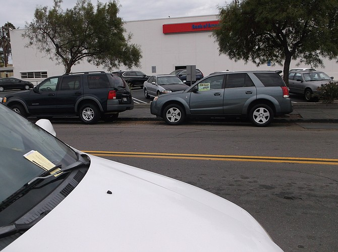 The daily car sale on Marlborough Avenue is coming to an end.